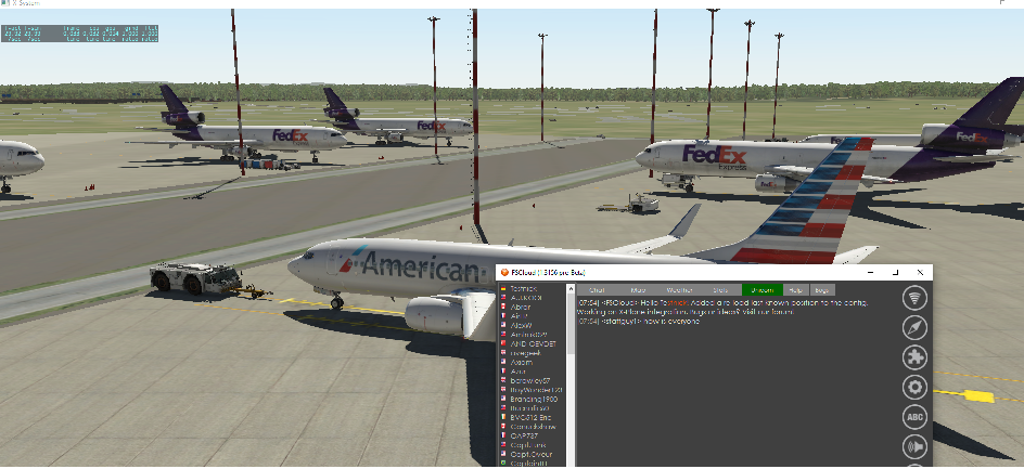 FSCloud 1 3x working with XPlane11 - News - FSCloud Forum